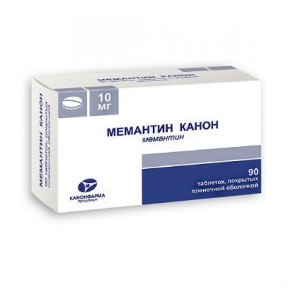 Отзывы о препарате акатинол мемантин