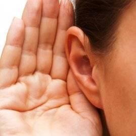 Свист в ушах и голове: от чего возникает и как от него избавится