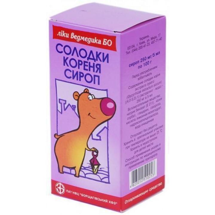 От чего помогает сироп корня солодки. инструкция по применению для детей и взрослых