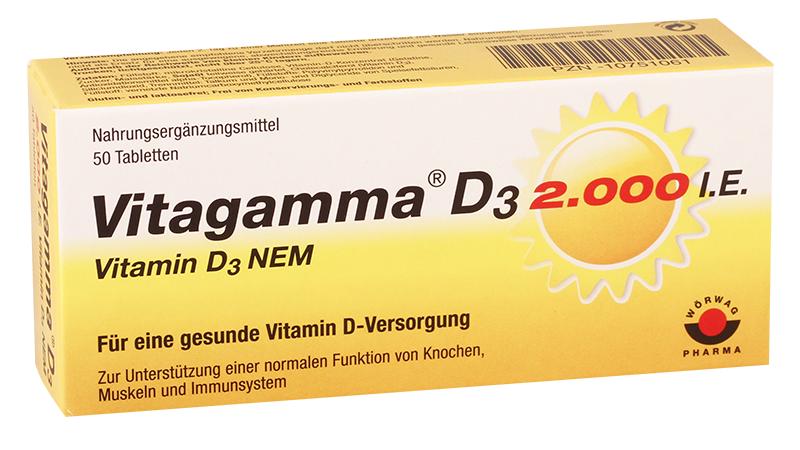 Витагамма инструкция по применению цена