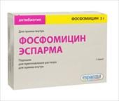 Фосфомицин