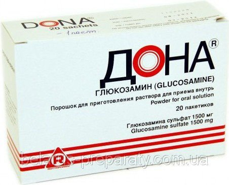 Инструкция по применению препарата дона