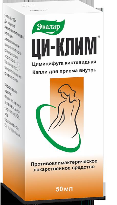 Для чего и как применять препарат климадинон уно в период климакса?