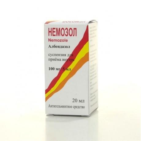 Альбендазол: как правильно применять препарат при гельминтозах