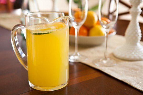 Почему нужно пить апельсиновый сок каждый день?