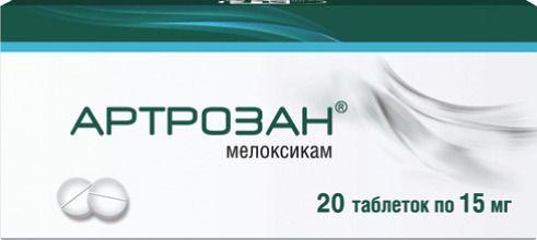 Артрозан (artrozan)