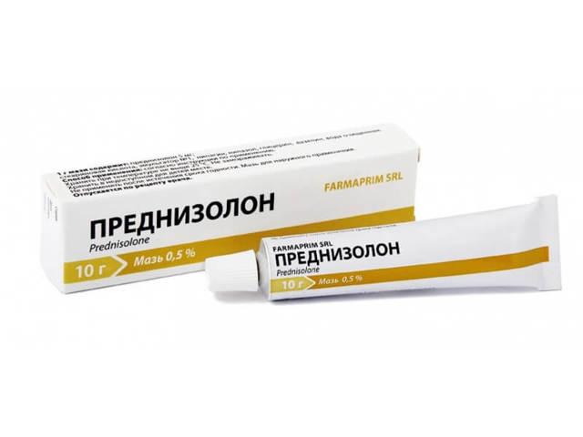 """Мазь """"преднизолон"""": показания, инструкция по применению, состав, дозировка и побочные эффекты"""